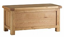 Vale Furnishers - Dorking Blanket Box